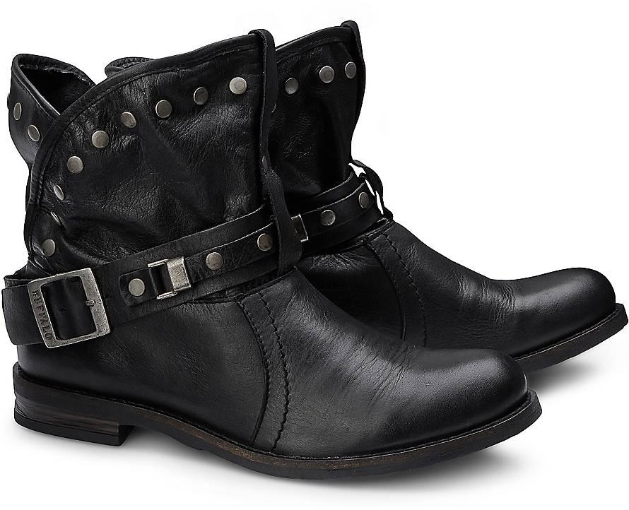 neu aber alt boots mit nieten. Black Bedroom Furniture Sets. Home Design Ideas
