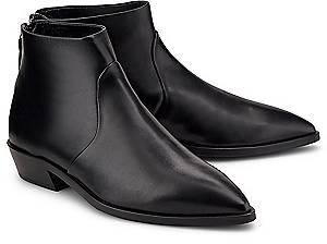 AGL, Ankle-Boots in schwarz, Stiefeletten für Damen