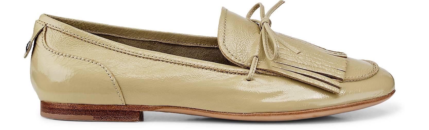 AGL Lack-Loafer in in in gelb kaufen - 47121804 GÖRTZ Gute Qualität beliebte Schuhe ad745d