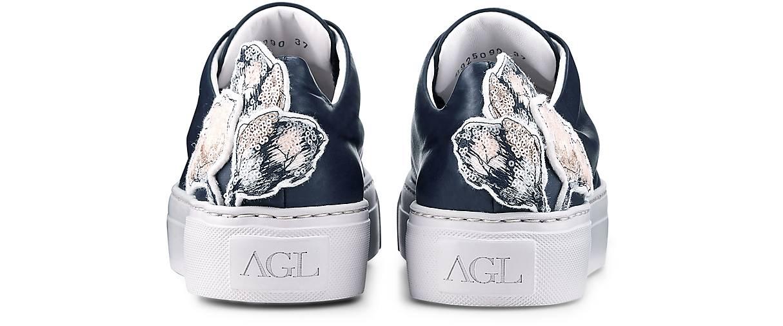 AGL Plateau-Turnschuhe in blau-dunkel kaufen kaufen kaufen - 47125001 GÖRTZ Gute Qualität beliebte Schuhe 37fd52