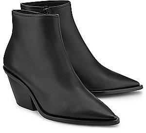AGL, Trend-Stiefelette in schwarz, Stiefeletten für Damen
