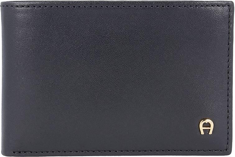 AIGNER Daily Basis Geldbörse Leder 10 cm