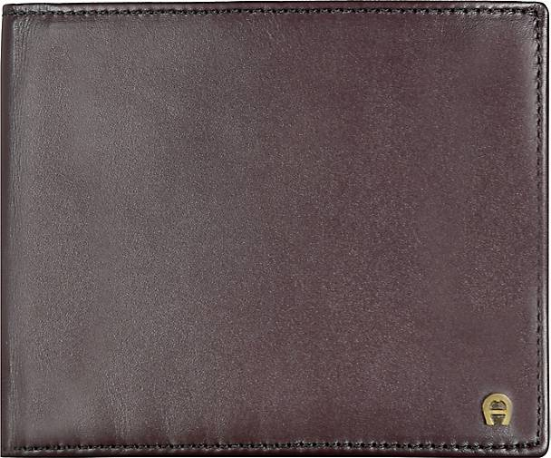 AIGNER Daily Basis Geldbörse Leder 12 cm