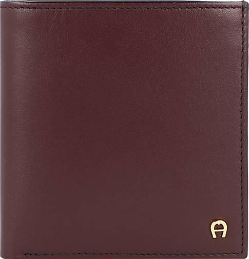 AIGNER Daily Basis Geldbörse Leder 9,5 cm