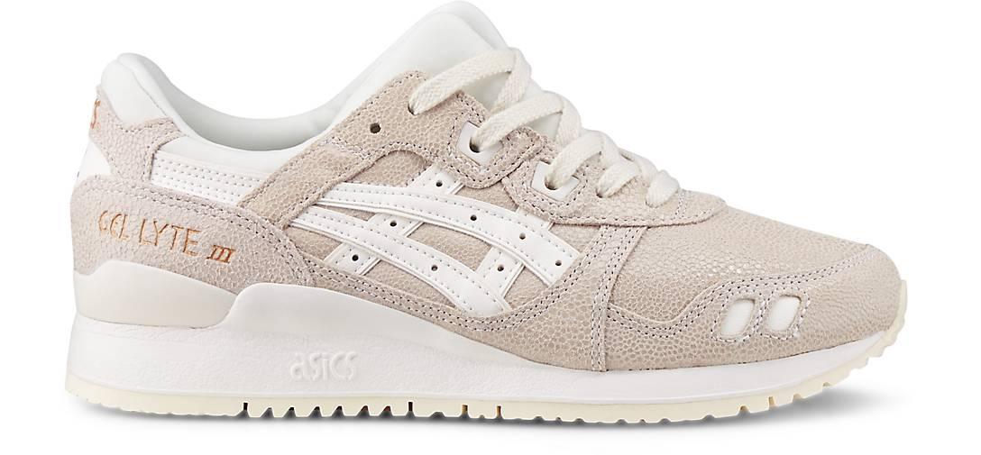 ASICS Tiger Sneaker GEL LYTE III in beige kaufen Gute - 46514001 | GÖRTZ Gute kaufen Qualität beliebte Schuhe 1c74dc