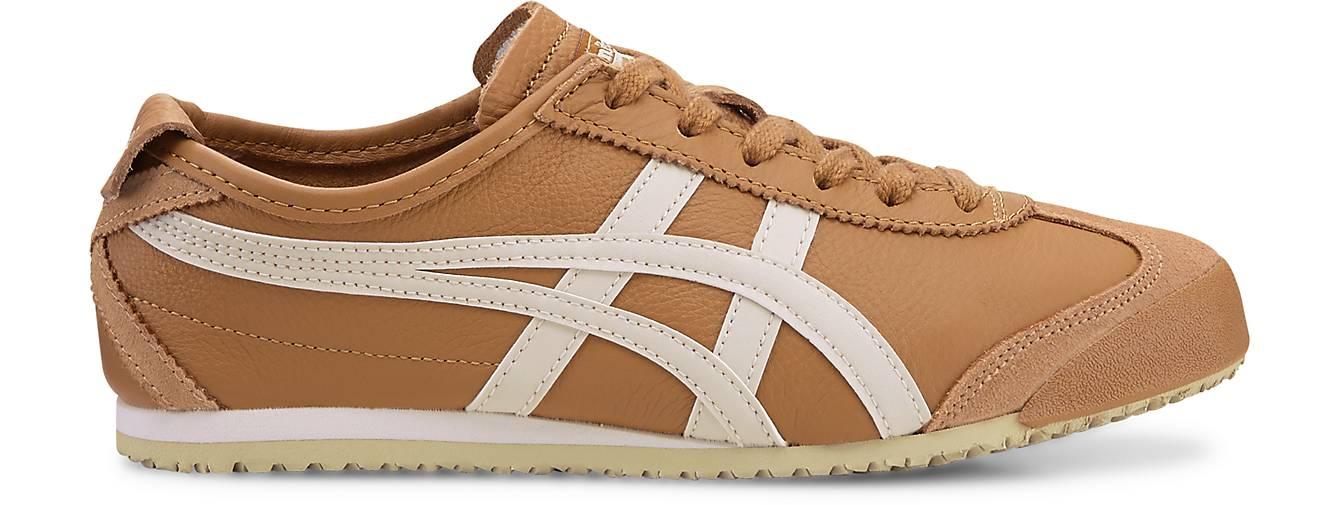 ASICS kaufen Tiger Sneaker MEXICO 66 in braun-hell kaufen ASICS - 43965105 | GÖRTZ f9acc8