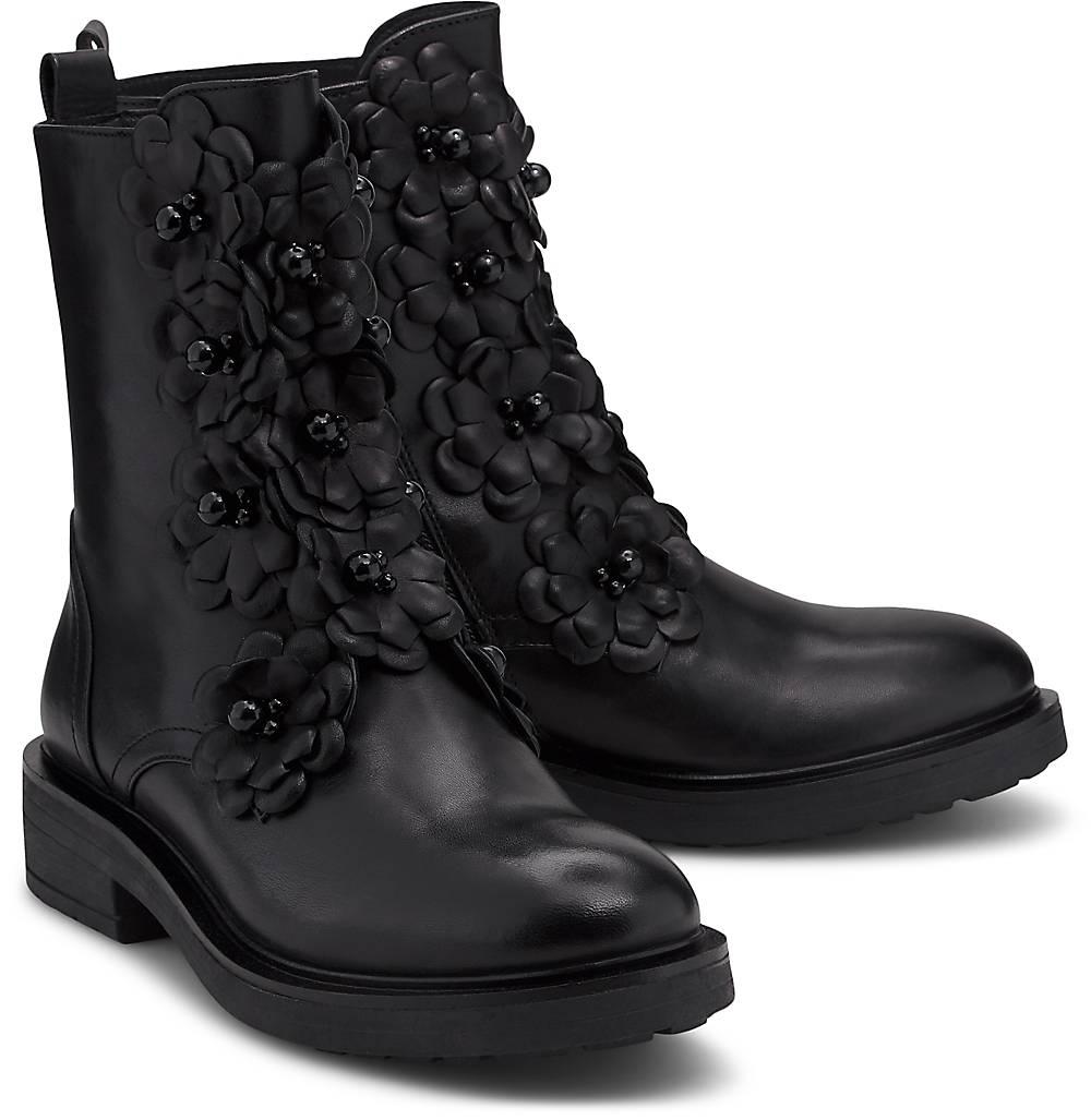 Fashion-Boots von Adele Dezotti in schwarz für Damen. Gr. 36,37,38,39,40,41,42 Preisvergleich