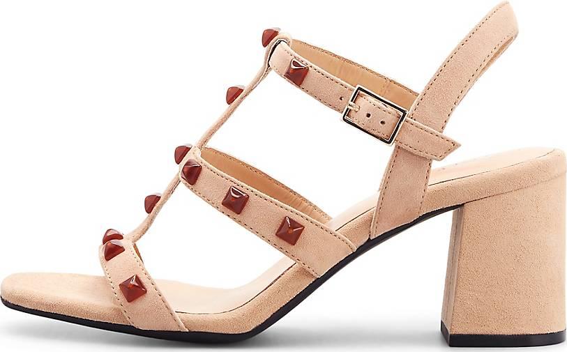 Adele Dezotti Nieten-Sandalette