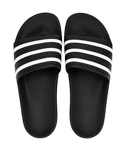 Adidas GÖRTZ Originals ADILETTE in schwarz kaufen - 44453903 | GÖRTZ Adidas Gute Qualität beliebte Schuhe 0887df