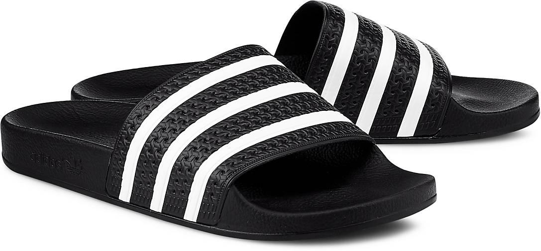267f1ba8ece0ed Adidas Originals ADILETTE in schwarz kaufen - 44453903