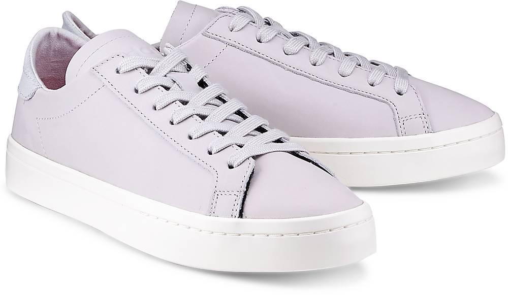 Court Vantage von Adidas Originals in grau für Damen. Gr. 36 Preisvergleich