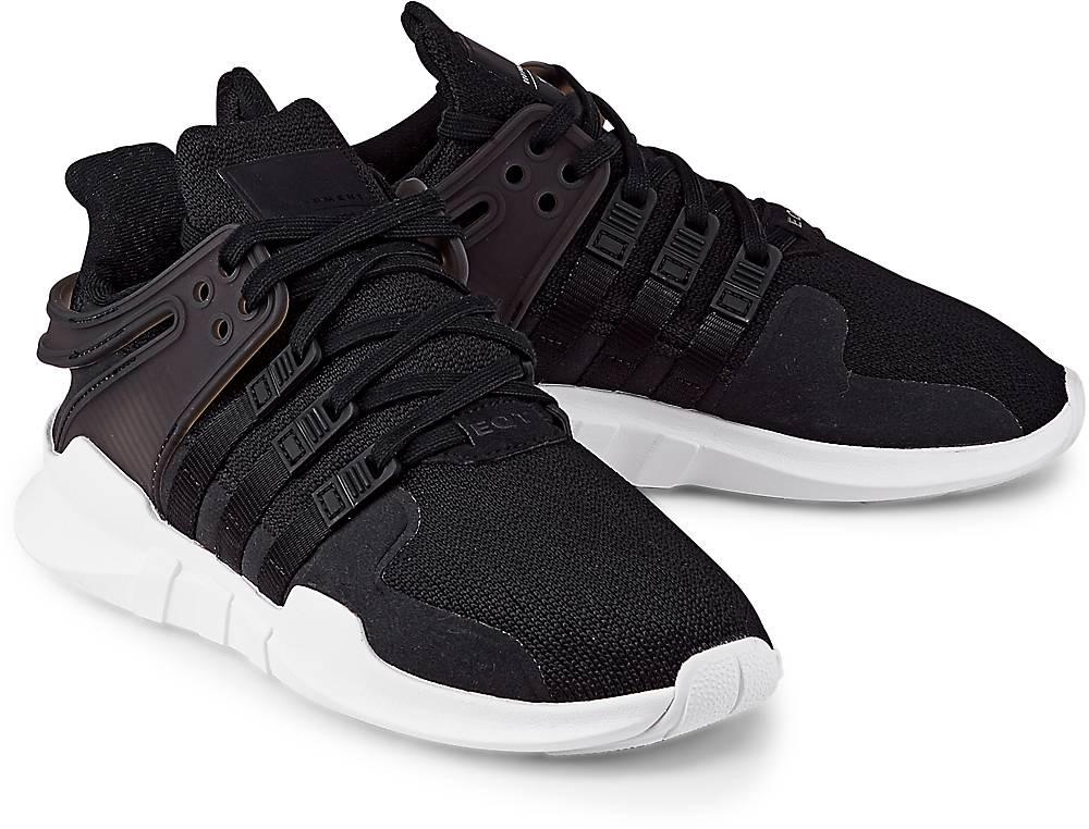 Eqt Support Adv J von Adidas Originals in schwarz für Jungen. Gr. 37 1/3,38,39 1/3,40 Preisvergleich
