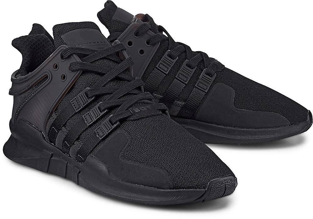 Eqt Support Adv von Adidas Originals in schwarz für Herren. Gr. 42,43 1/3,45 1/3,46 2/3,47 Preisvergleich