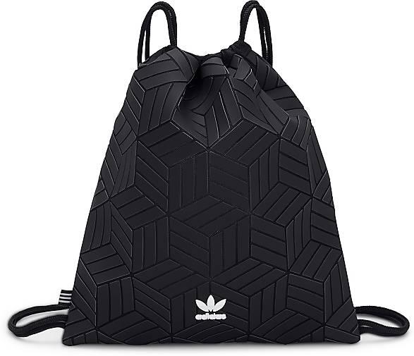 47646034efc6f Adidas Originals GYMSACK 3D in schwarz kaufen - 48100501