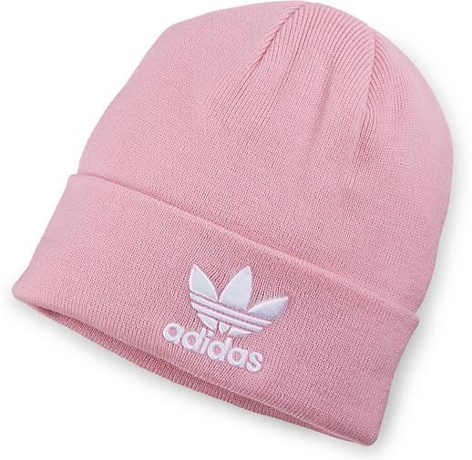 8c508f155b4d Adidas Originals Mütze TREFOIL BEANIE in rosa kaufen - 47464301   GÖRTZ