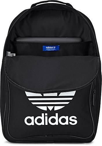 12cadb825b761 Adidas Originals Rucksack CL TREFOIL in schwarz kaufen - 46563701 ...