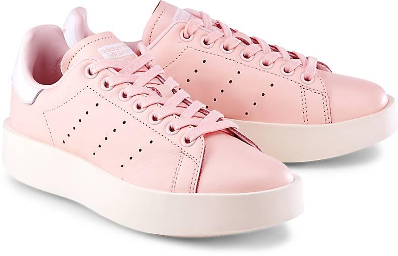 Adidas Stan Smith Damen Sneaker Altrosa