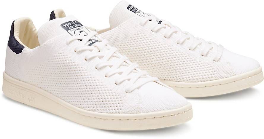 Adidas Stan Smith Schwarz Klett