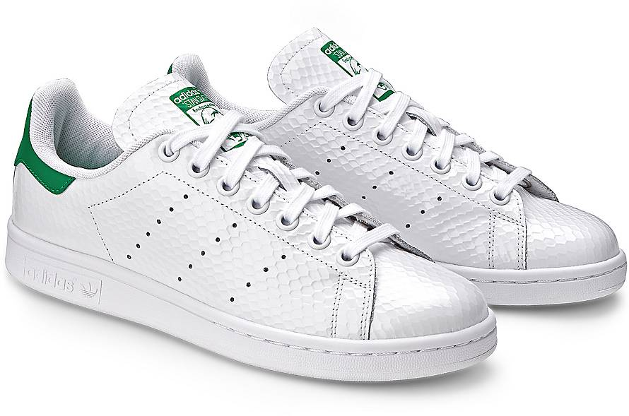 Adidas Stan Smith Damen Wildleder