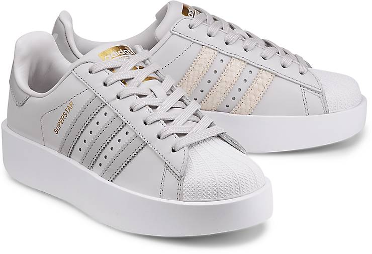 superstars adidas damen grau 38