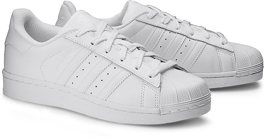 Adidas Superstar Foundation Weiß