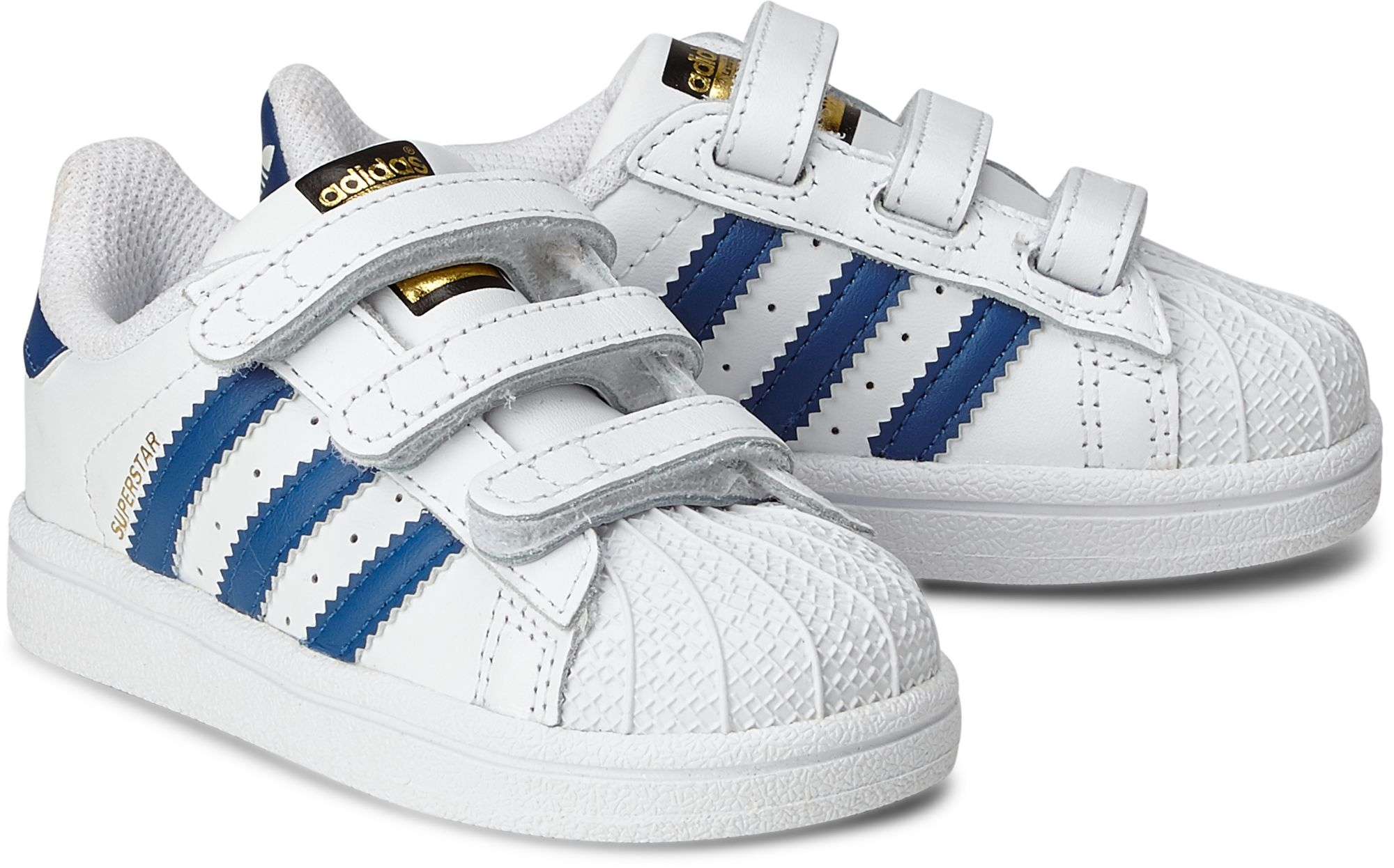 SUPERSTAR FOUNDATION von Adidas Originals in weiß für