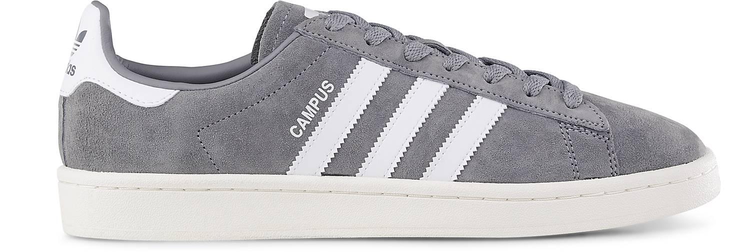 Adidas Originals Sneaker CAMPUS Schnürschuhe grau hell