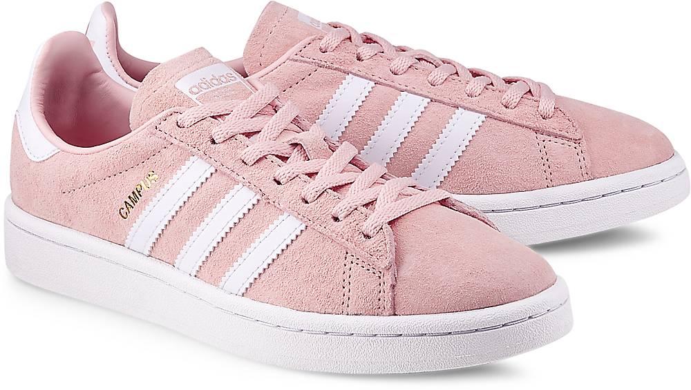 Sneaker Campus von Adidas Originals in rosa für Damen. Gr. 36,38 2/3,39 1/3,40,40 2/3,41 1 Preisvergleich