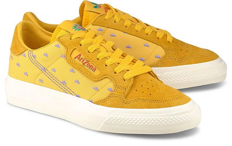 adidas herren schuhe gelbe sohle