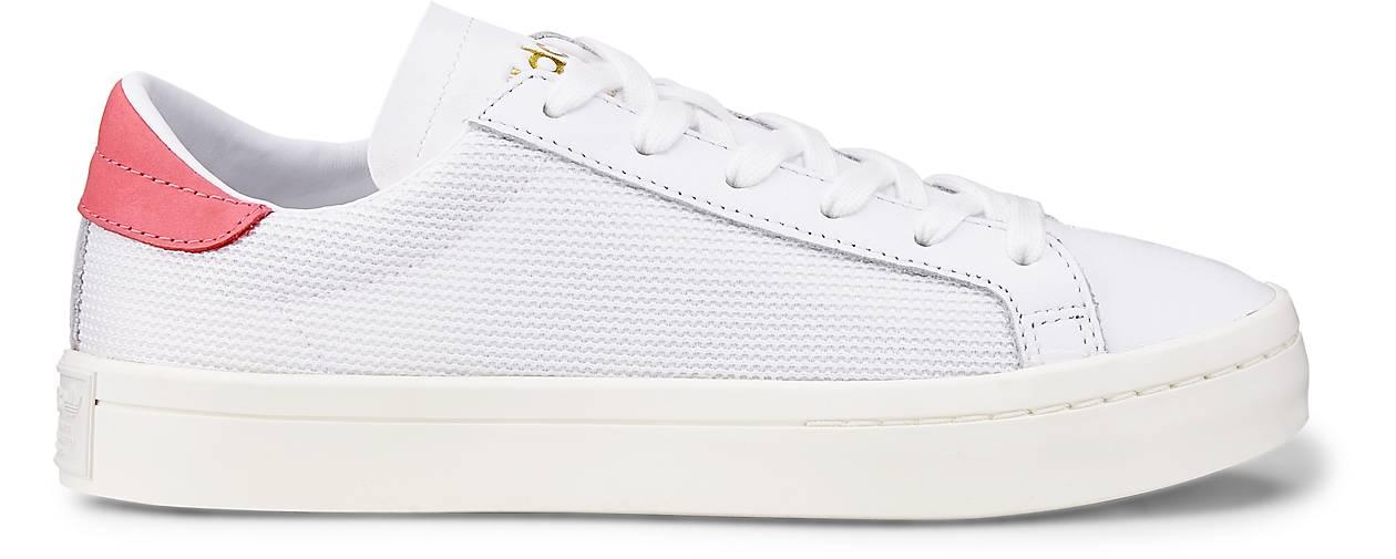 Adidas weiß Originals Sneaker COURTVANTAGE in weiß Adidas kaufen - 46022302 | GÖRTZ 56d4a7