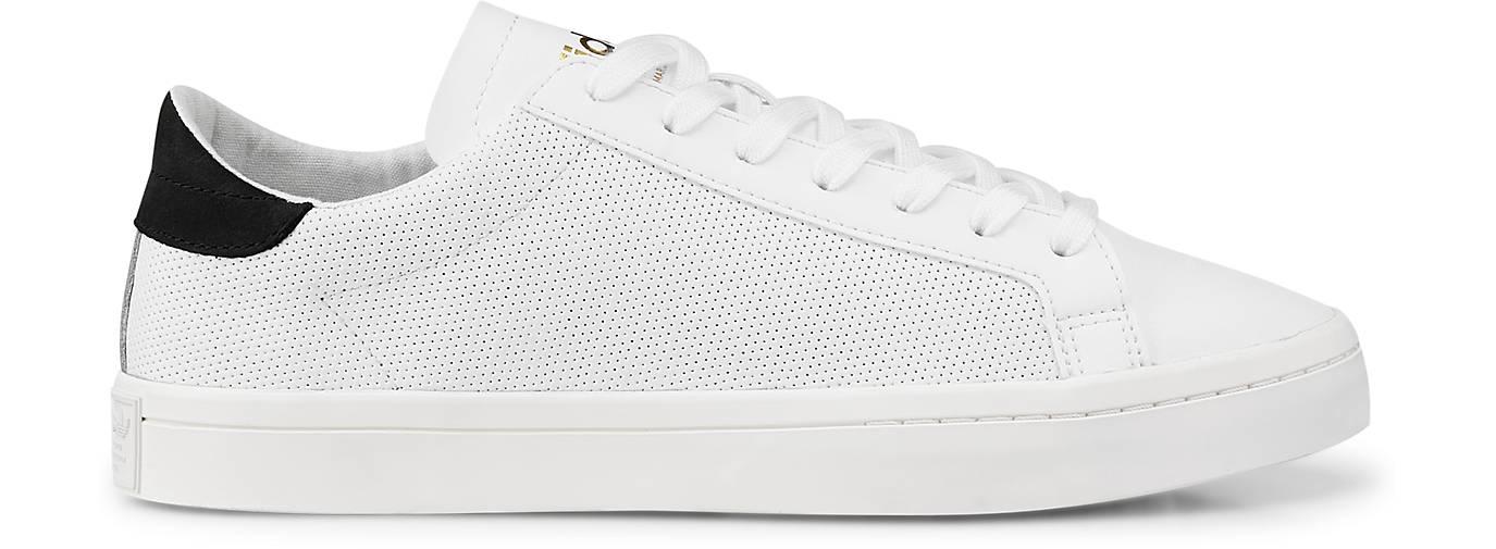 Adidas Originals Originals Originals Turnschuhe COURTVANTAGE in weiß kaufen - 46966501 GÖRTZ Gute Qualität beliebte Schuhe baf537