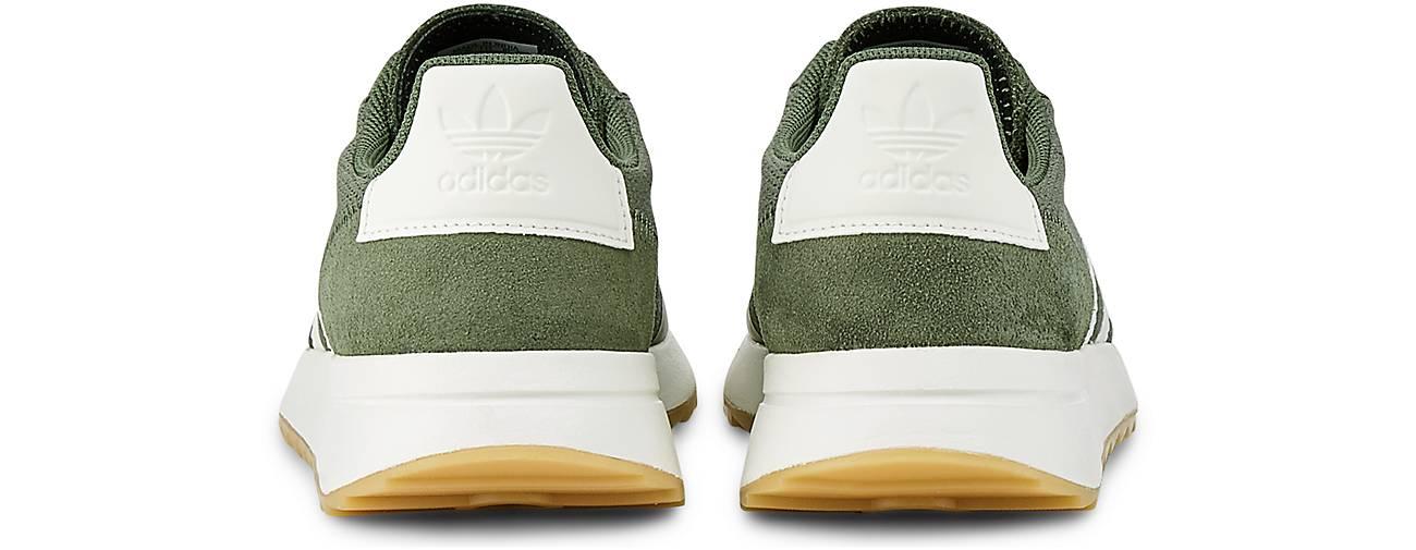 Adidas khaki Originals Sneaker FLASHBACK in khaki Adidas kaufen - 46490902 | GÖRTZ Gute Qualität beliebte Schuhe fcd587