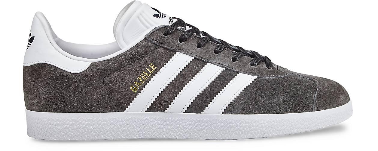 9756aeb258e0a6 ... Adidas Originals kaufen Sneaker GAZELLE in grau-dunkel kaufen Originals  - 45563903