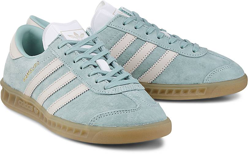 adidas hamburg mint