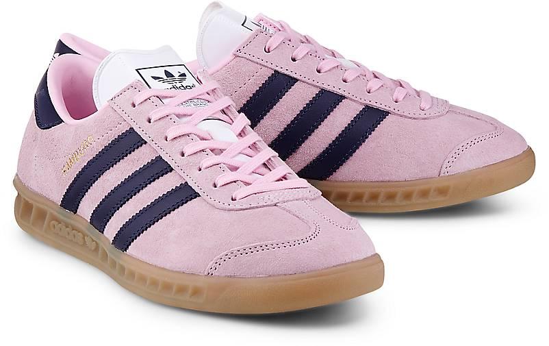 Adidas Originals Sneaker HAMBURG in rosa GÖRTZ kaufen - 46493902 | GÖRTZ rosa 590a4a