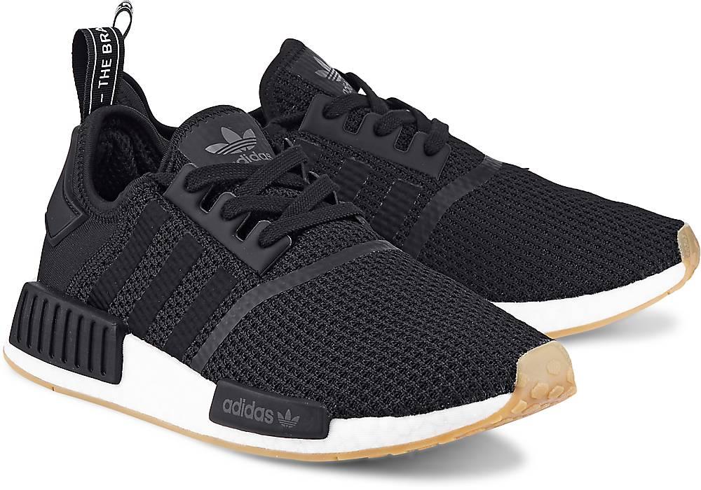 Sneaker Nmd_r1 von Adidas Originals in schwarz für Herren. Gr. 41 1/3,42,42 2/3,43 1/3,44, Preisvergleich