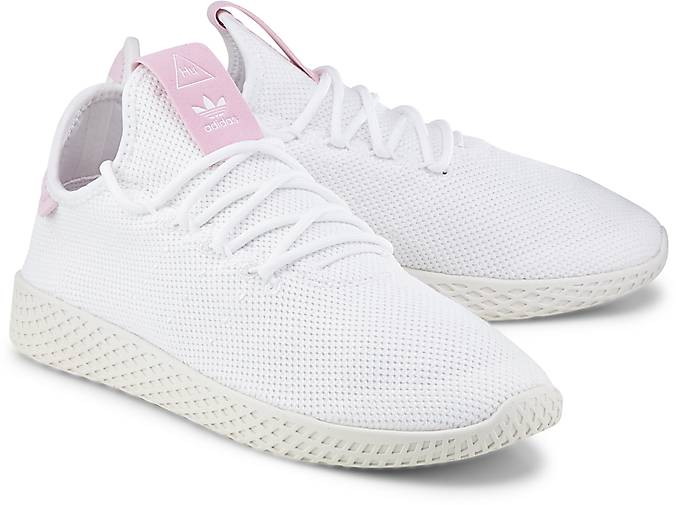 Adidas Originals Sneaker PW TENNIS HU weiß Damen Limited