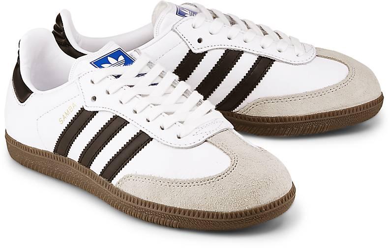 Sneaker Adidas Originals Schwarz Weiss Weiss Weiss Los
