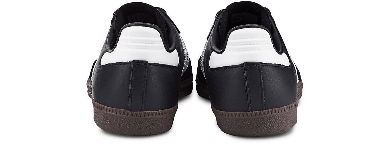 Adidas Originals Sneaker - SAMBA in schwarz kaufen - Sneaker 46966901 | GÖRTZ Gute Qualität beliebte Schuhe 980ba0