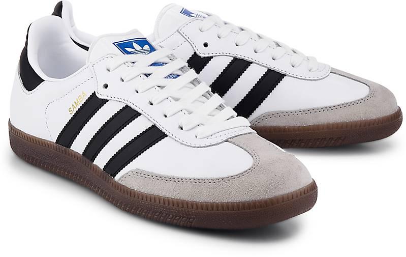 Kaufen In Low Weiß Samba Adidas Sneaker Originals PiOkTZuX