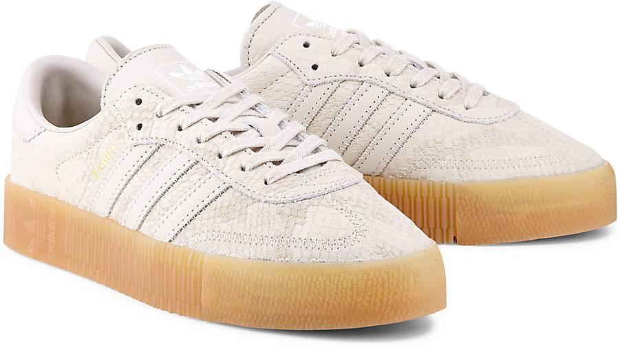 154dfb6bd17672 Adidas Originals Sneaker SAMBAROSE W in beige kaufen - 47458003