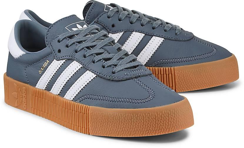 e2f325967f5f9d Adidas Originals Sneaker SAMBAROSE W in blau-mittel kaufen ...