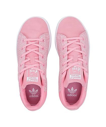 Adidas Originals, Sneaker Stan Smith C in rosa, Halbschuhe