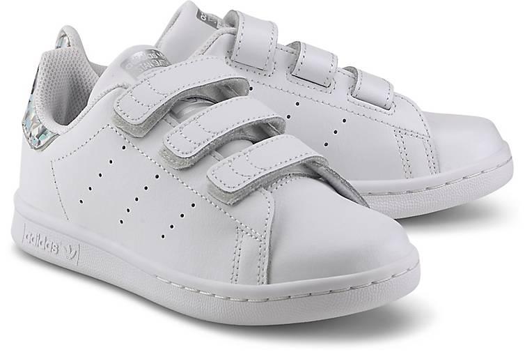 adidas sneaker klettverschluss leder 32