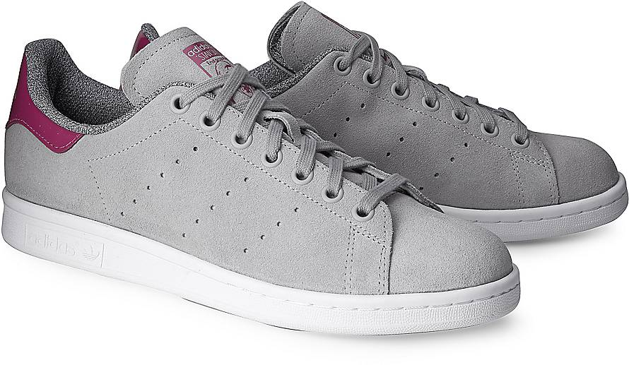Adidas Stan Smith Hellgrau