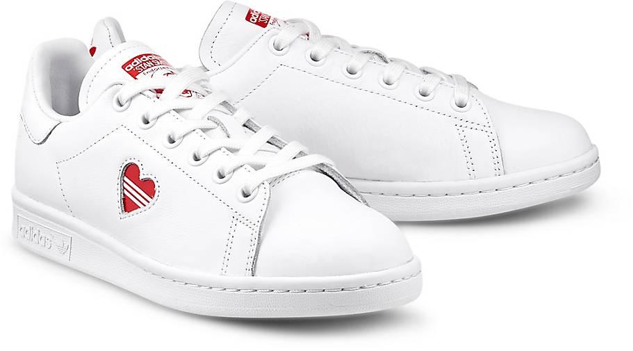 48b3b897e3 Adidas Originals Sneaker STAN SMITH W in weiß kaufen - 48009501 | GÖRTZ