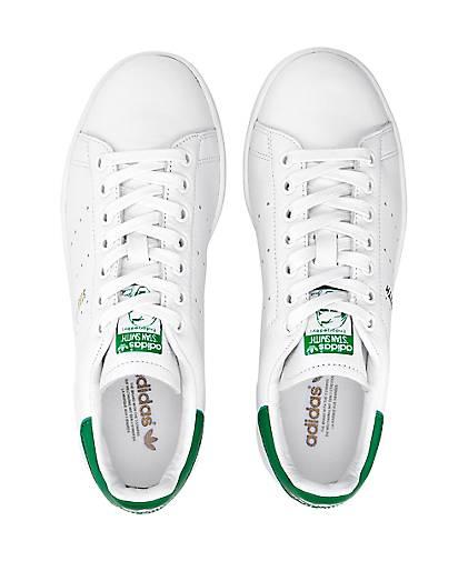 Adidas Originals Sneaker STAN - SMITH in weiß kaufen - STAN 46025502 | GÖRTZ 3e2df0