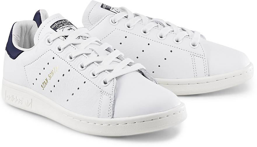 Sneakers Stan Smith aus Leder