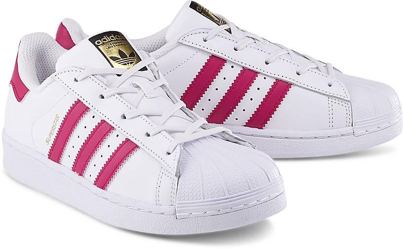 618ff73d4b7aed Adidas Originals Sneaker SUPERSTAR C in weiß kaufen - 46488801