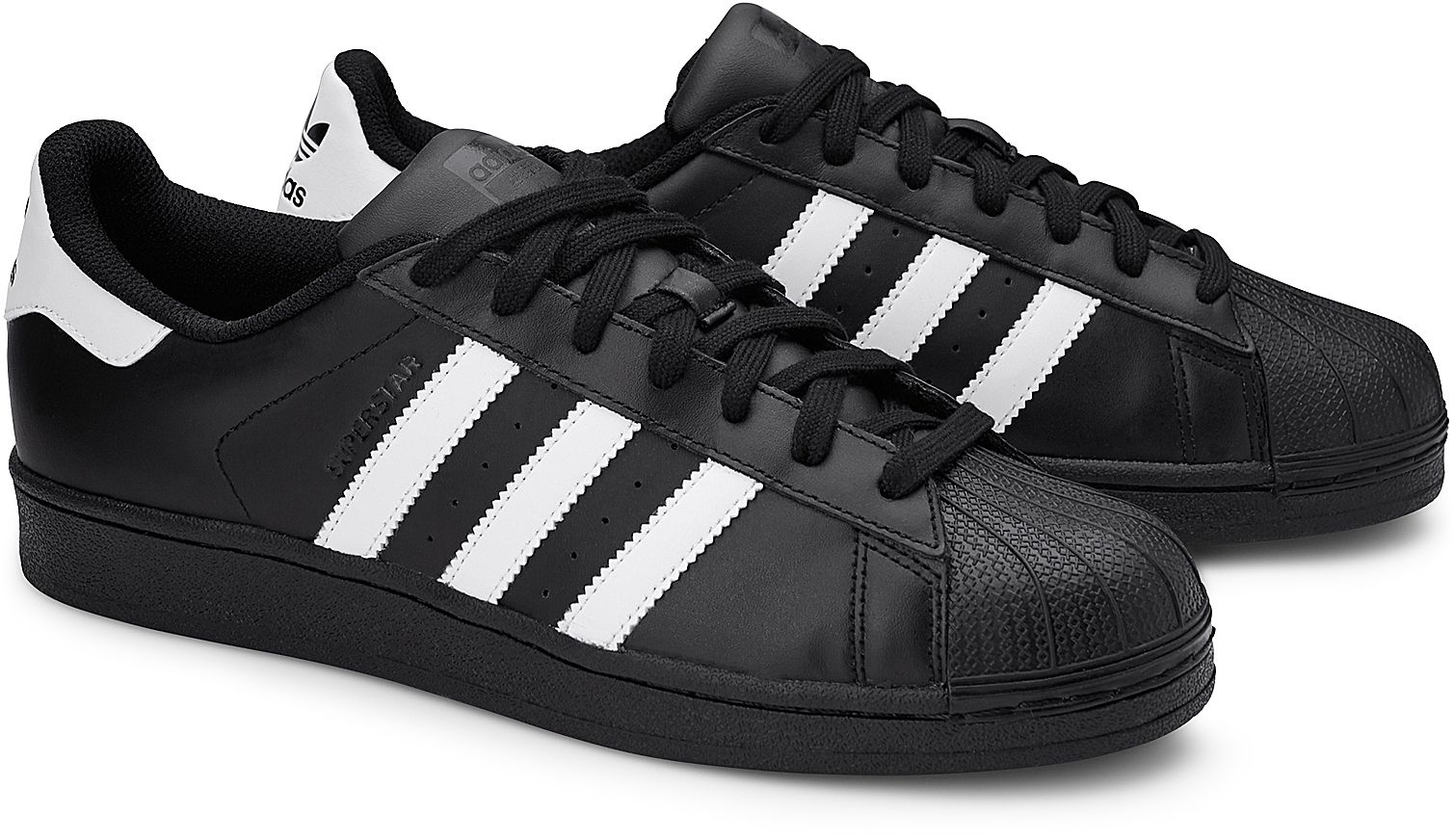 adidas superstar schwarz größe 43